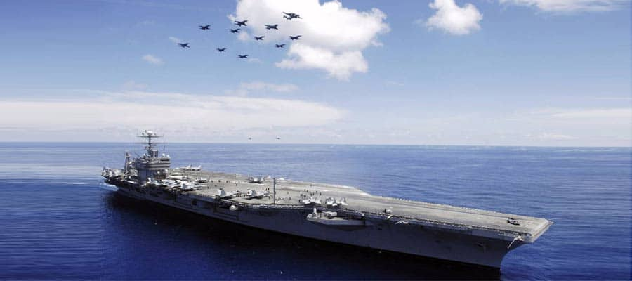 Totally Engaged Millennials in USS Abraham Lincoln