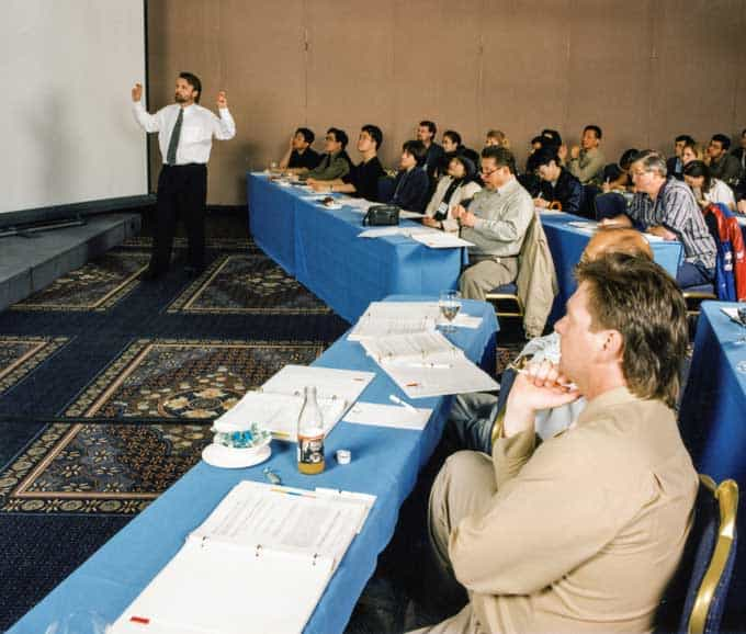 Management Training For Conflict Resolution